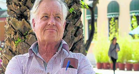 Nacido en Chile, pero radicado en Ecuador, este investigador participó en el hallazgo del bosón de Higgs o la partícula de Dios