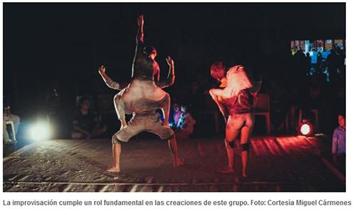 Talvez: una propuesta para reivindicar la improvisación en la danza
