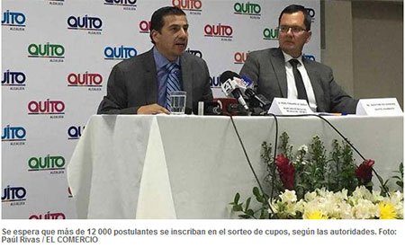 Cuatro días de inscripciones para aplicar a 1 956 cupos en instituciones educativas municipales